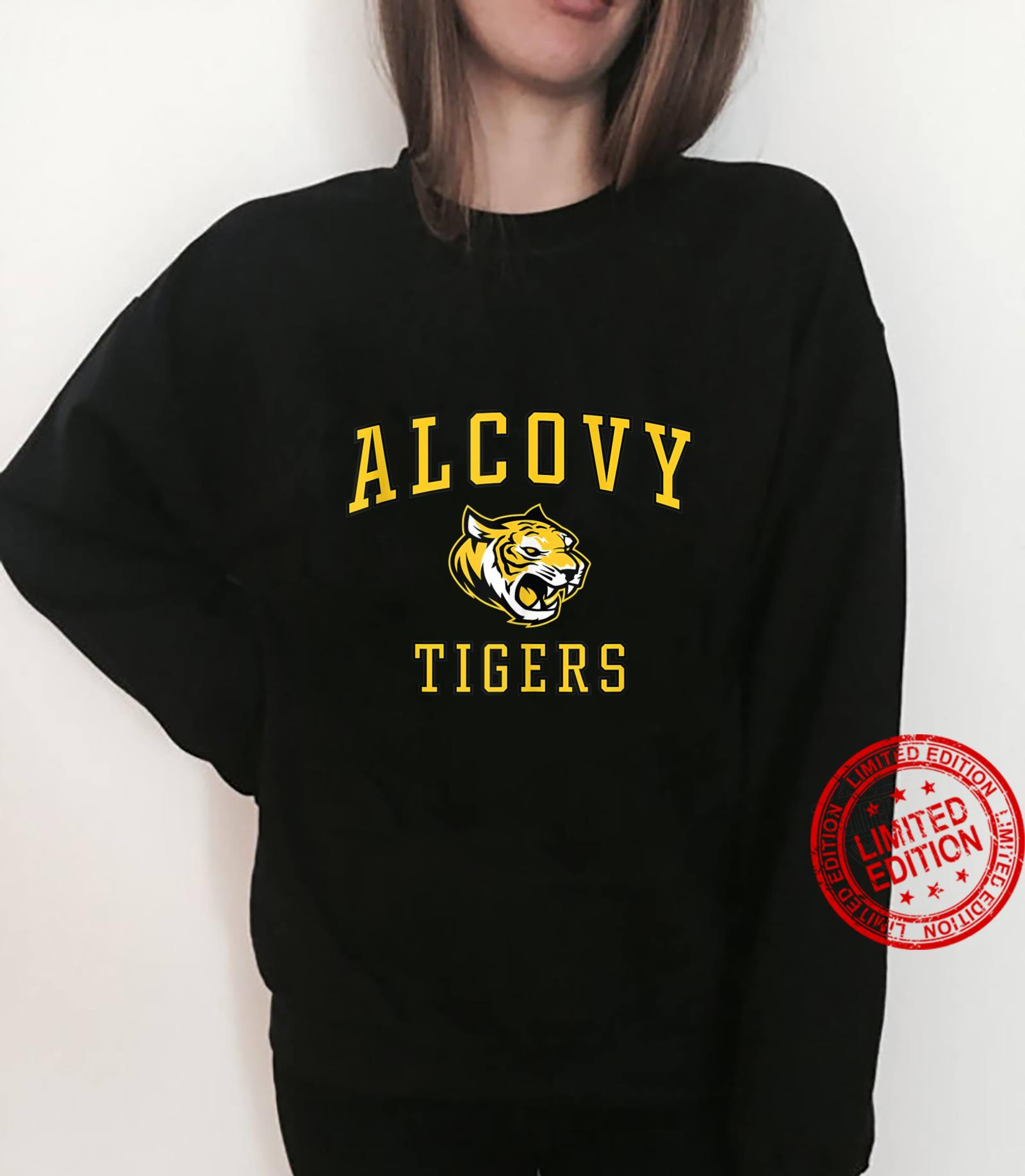 Alcovy High School Tigers Shirt sweater