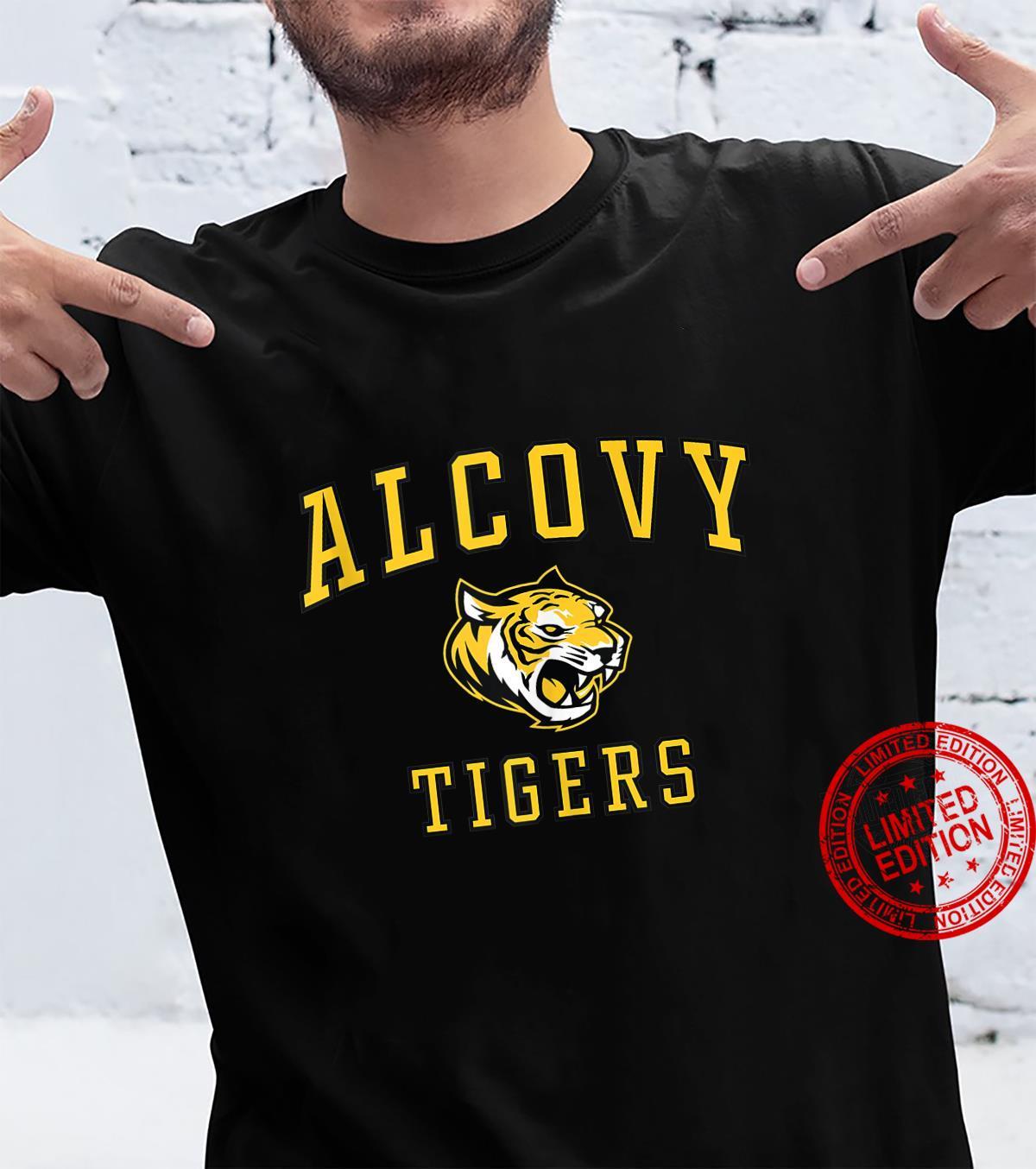 Alcovy High School Tigers Shirt