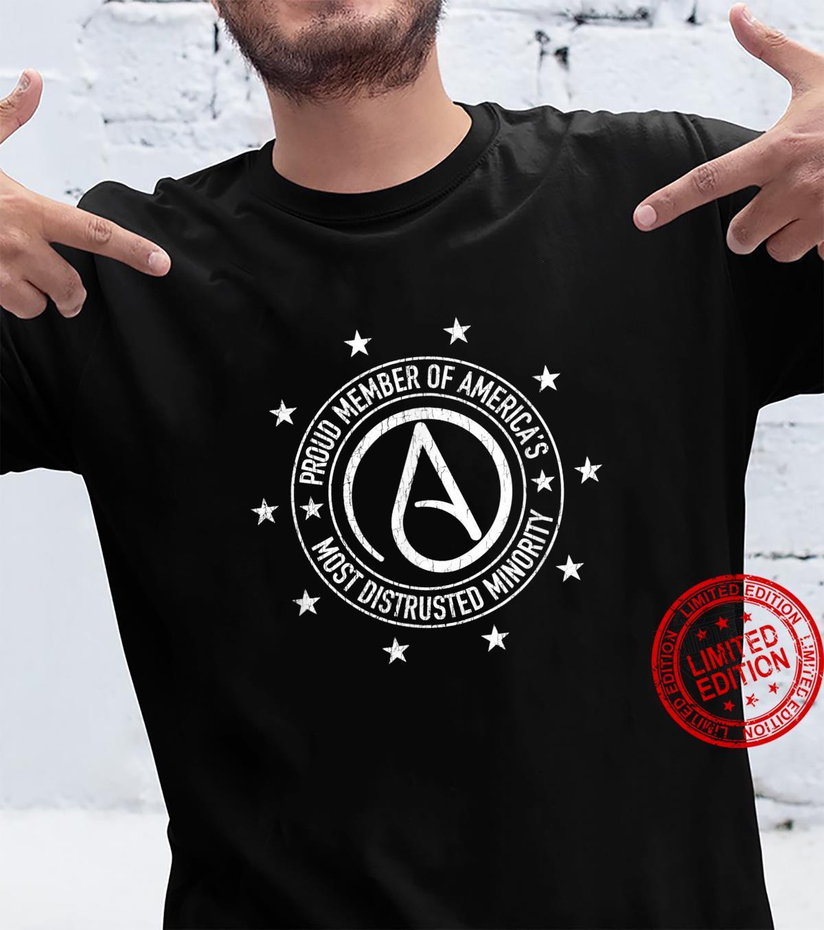 AntiReligion Humor Atheism Symbol Atheist Shirt