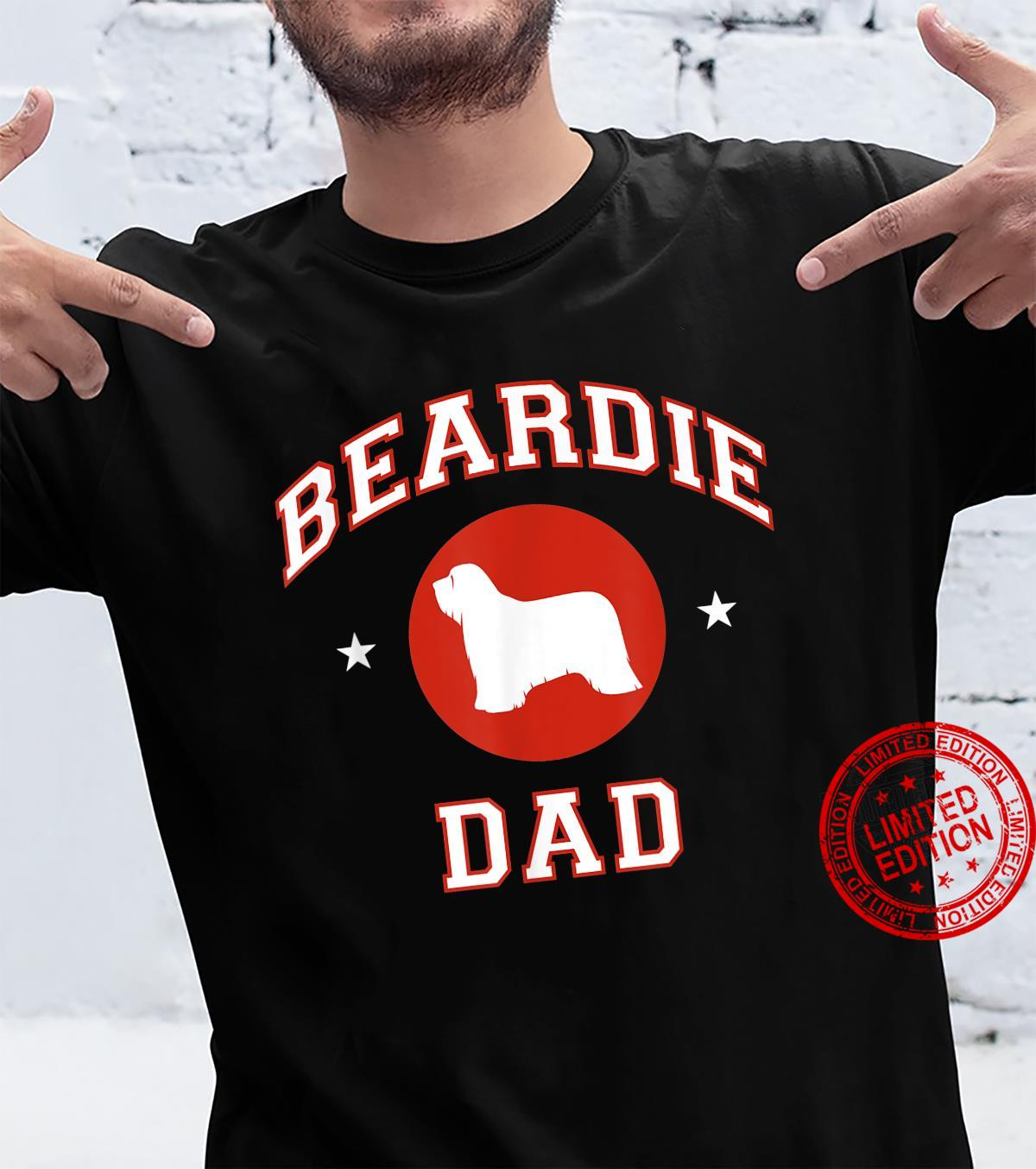 Bearded Collie Dad Shirt