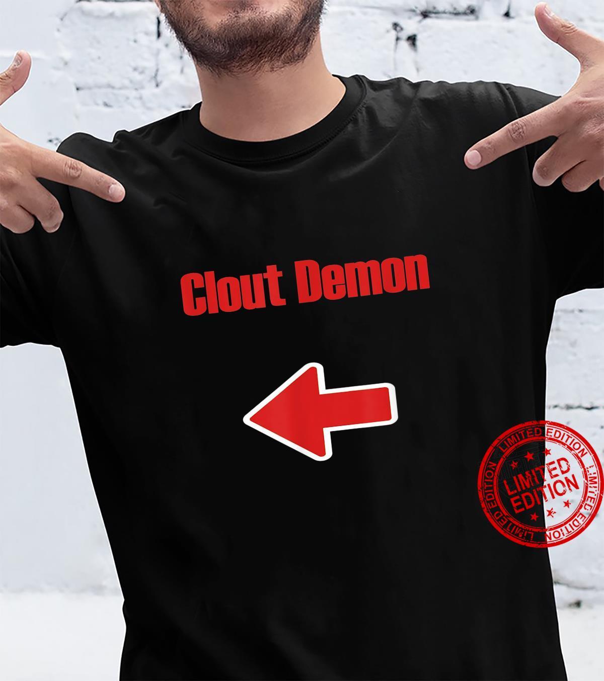 Clout Demon Shirt