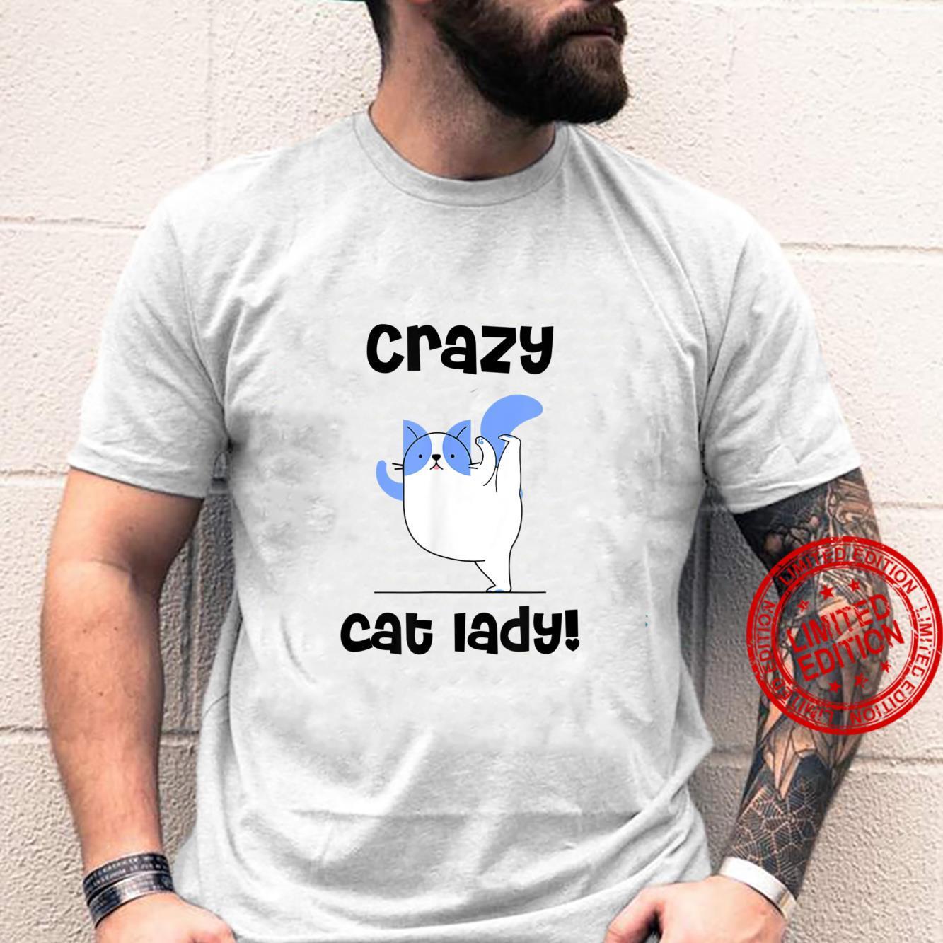 Crazy Cat Lady, Cat Mom, Cats Shirt