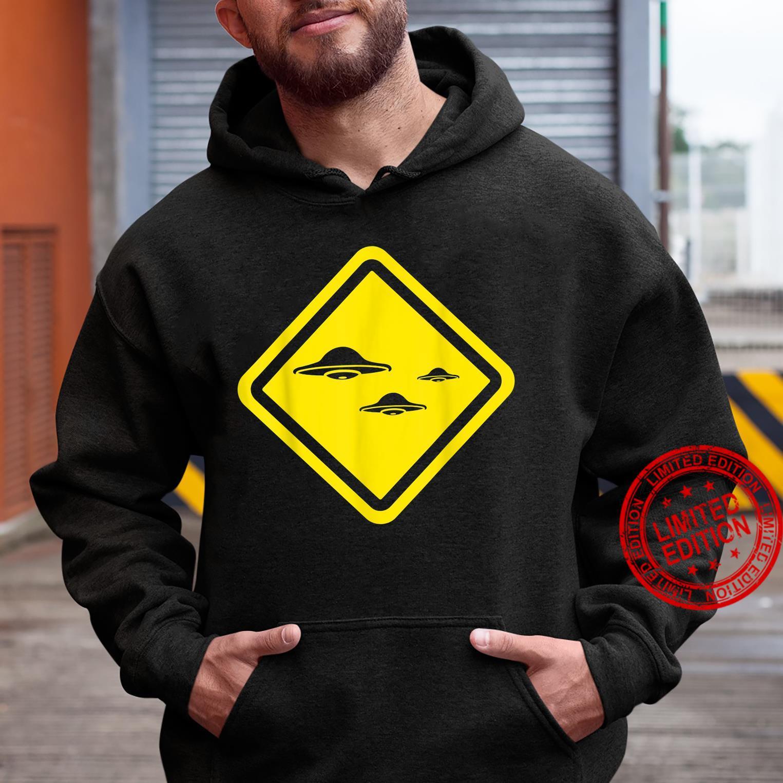 Flying Saucers Alien Enthusiast Idea UFO Believer Shirt hoodie