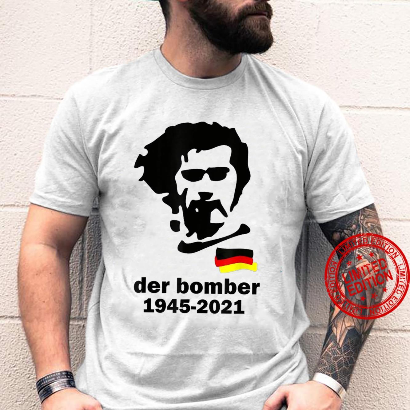 Football Fans Shirt Rip GerdsMullers Shirt Shirt