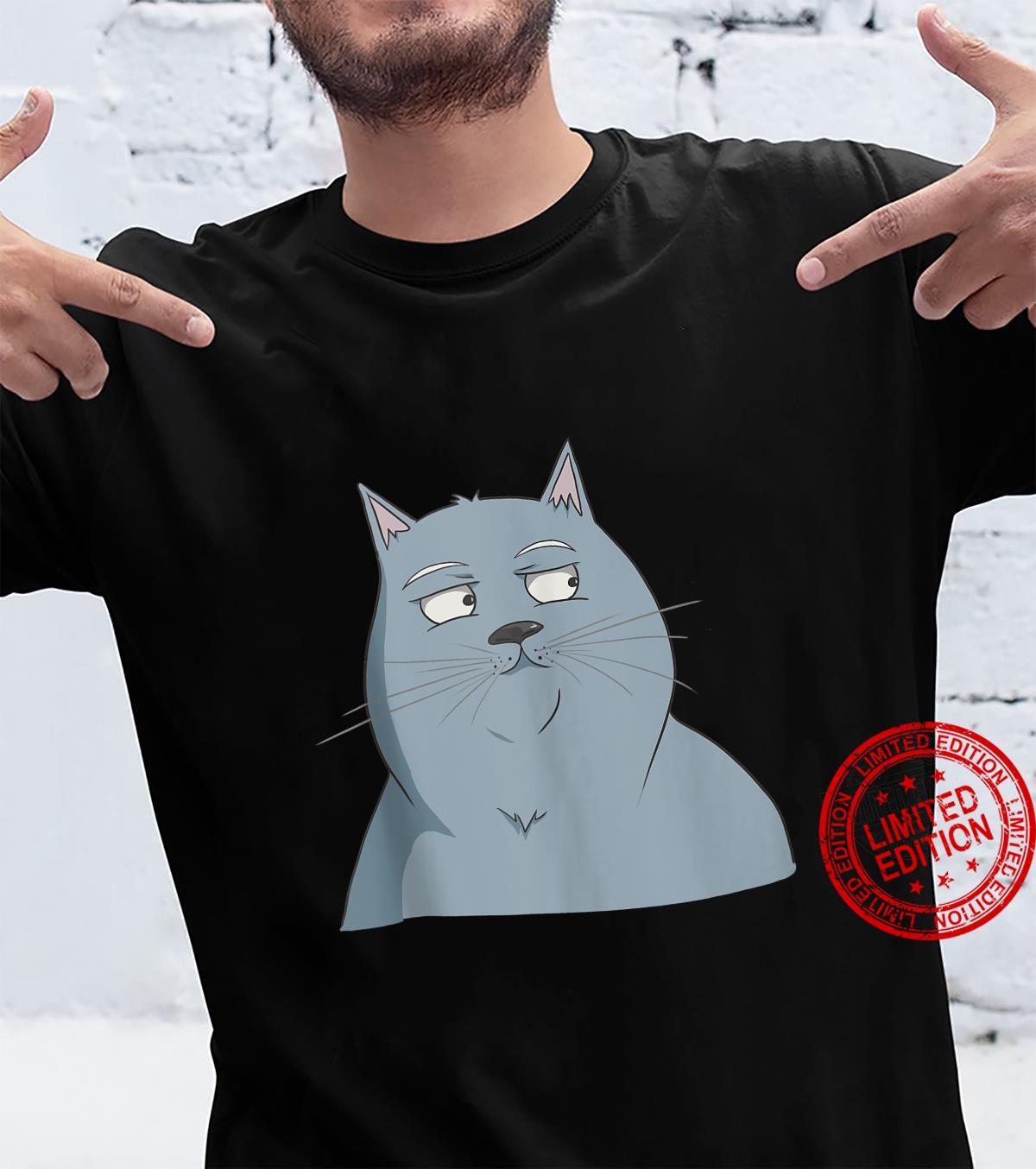 Funny Cat Vintage Cat Mom Cat Dad Sarcastic Cats Shirt