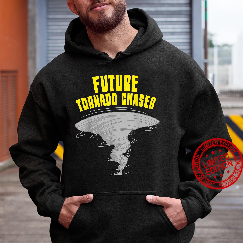 Funny Tornado Designs Storm Meteorologists Shirt hoodie