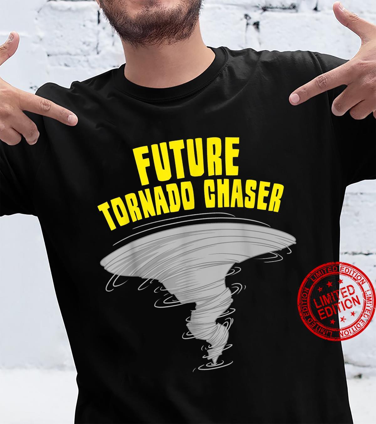 Funny Tornado Designs Storm Meteorologists Shirt