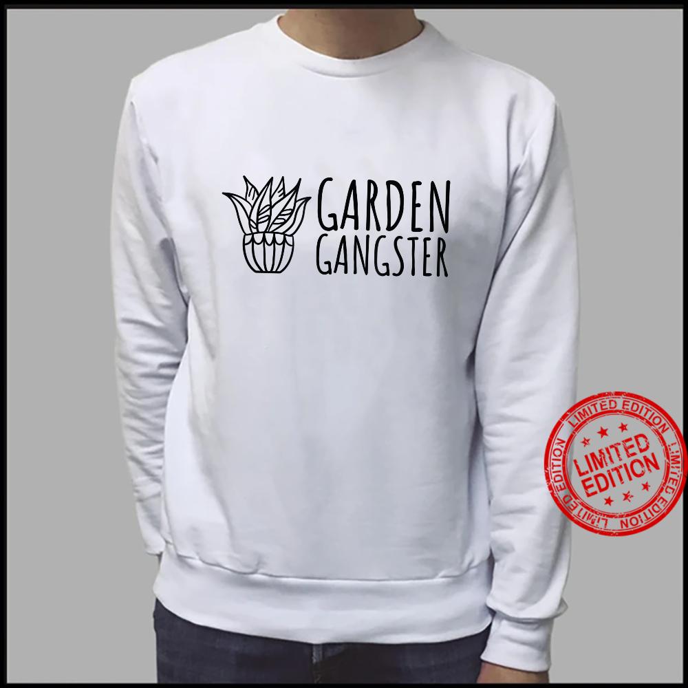 Garden Gangster Plant and Gardening Shirt sweater