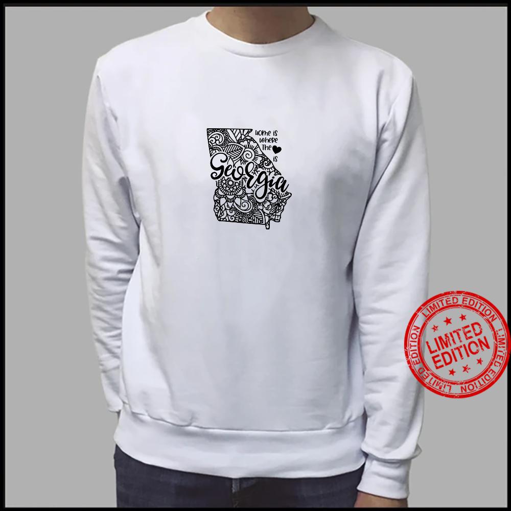 Georgia State Meme With Line Art Shirt sweater