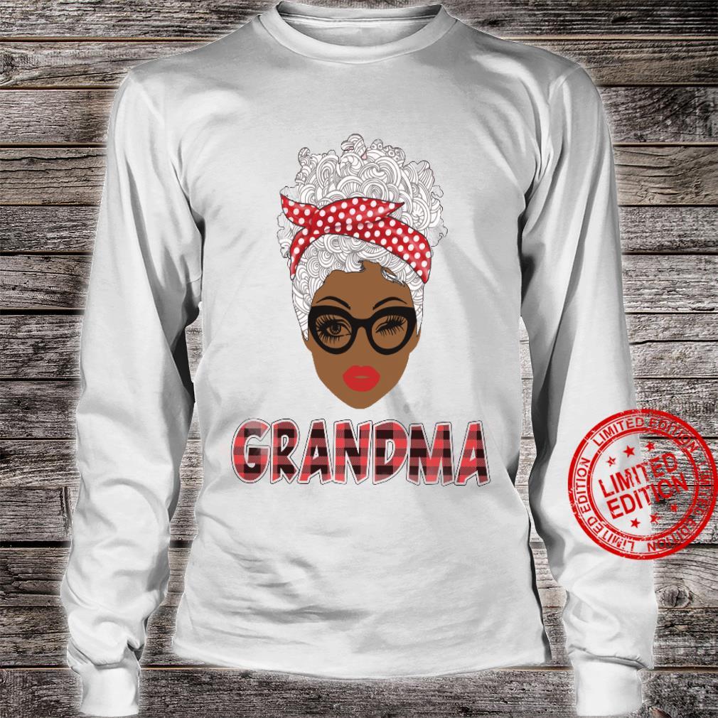 Grandma Shirt long sleeved