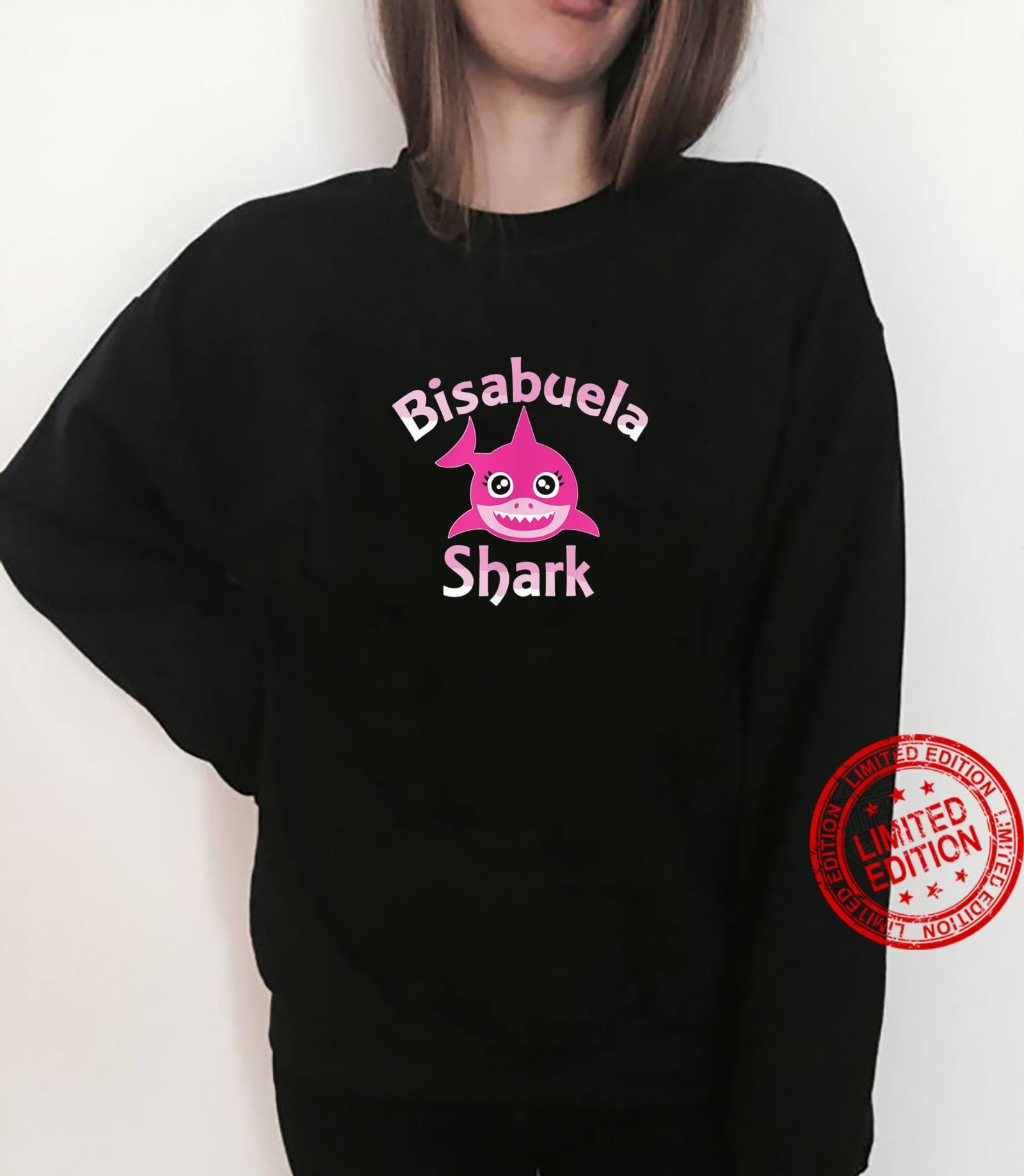 Great Grandma Shark Family Day Shirt sweater