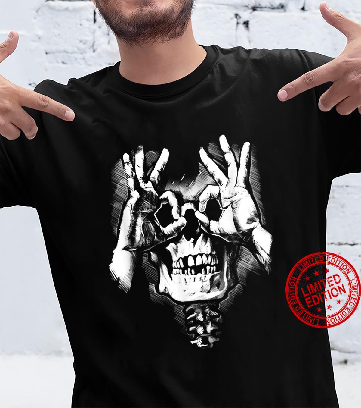 Happy Halloween Skulls Shirt Skeleton Cute Shirt