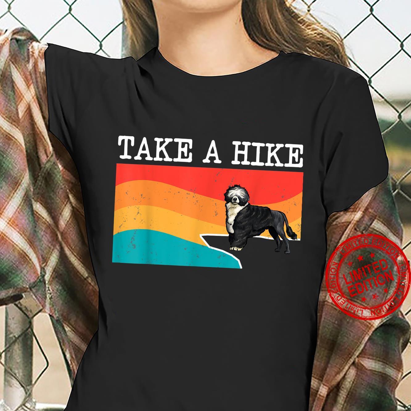 Hiking Shirt ladies tee