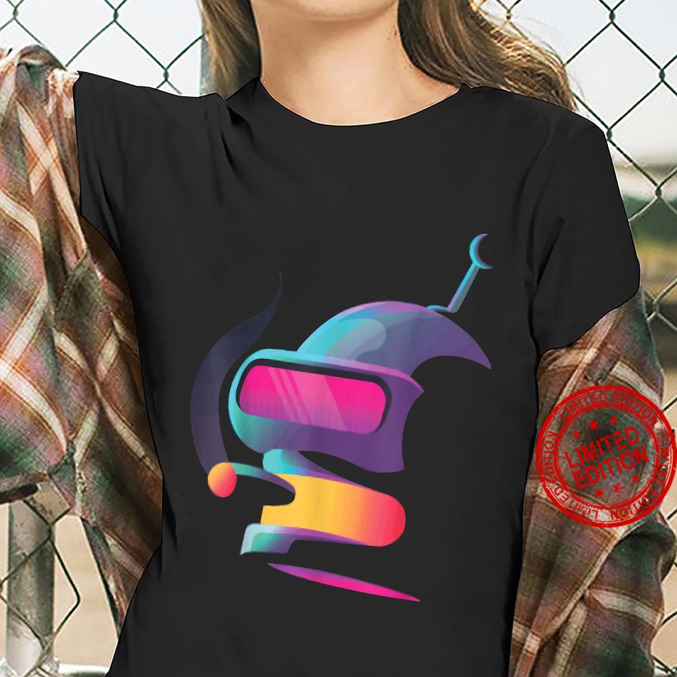 I'm Retro Bender Shirt ladies tee