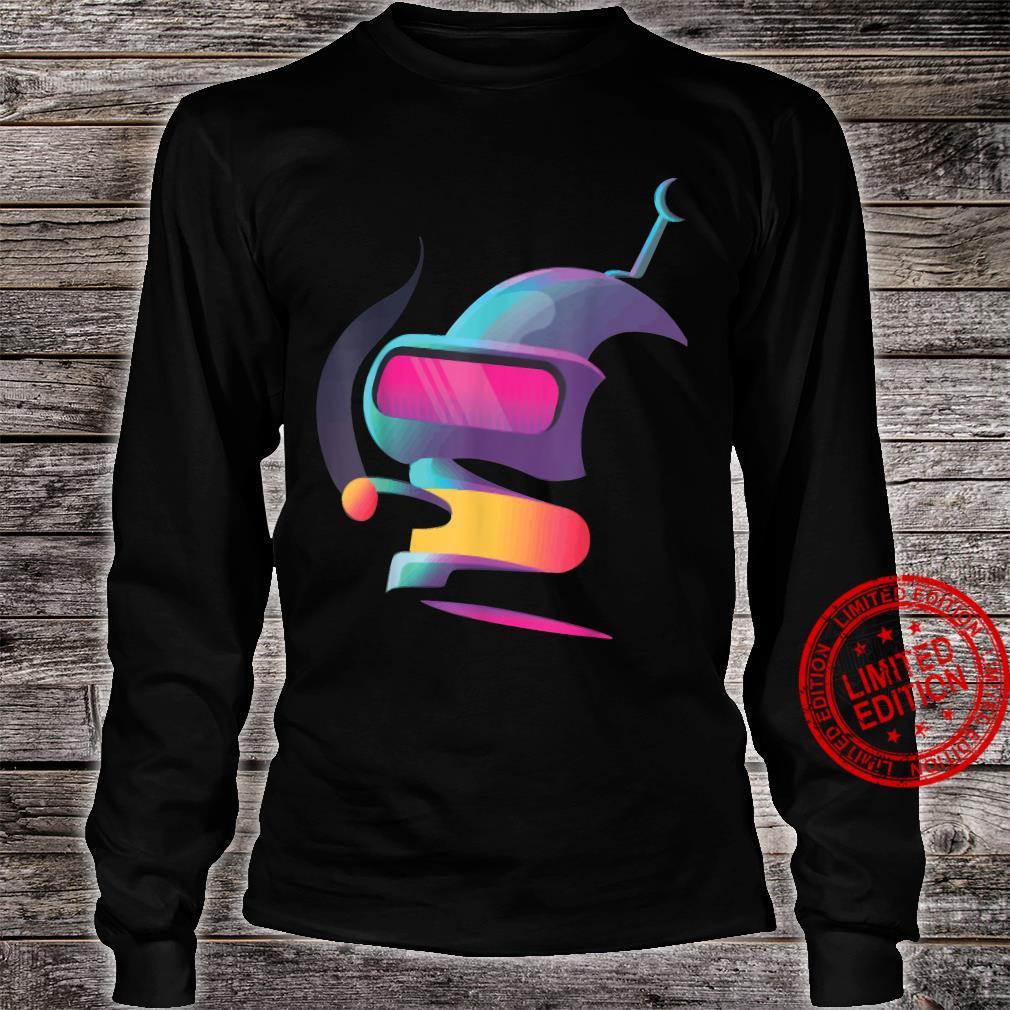 I'm Retro Bender Shirt long sleeved