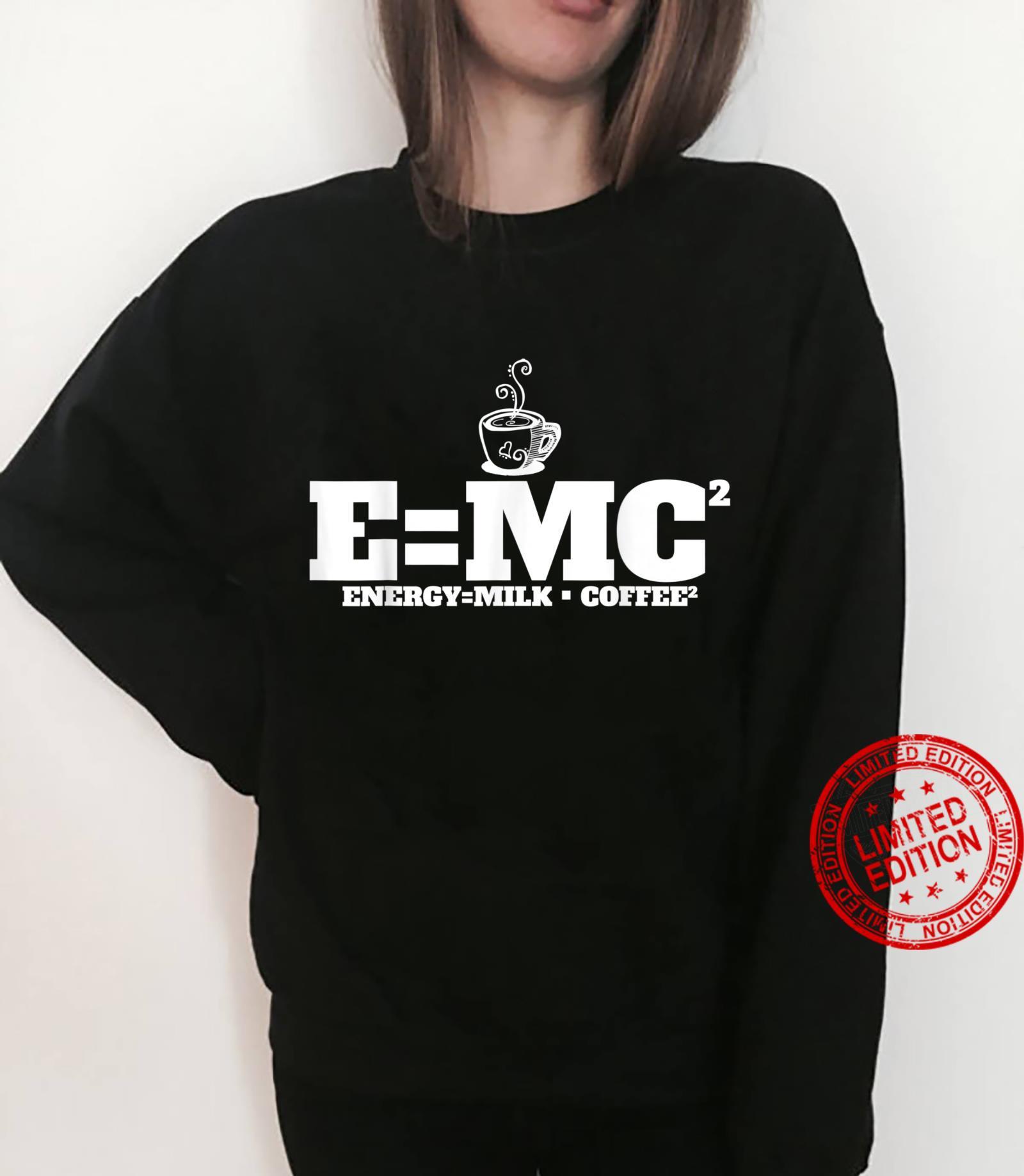 Kaffee Milchkaffee Kaffeetrinker Frühaufsteher Koffein Shirt sweater