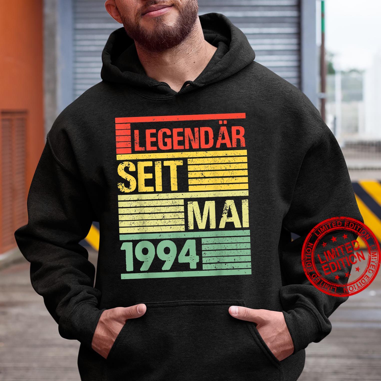 Legendär Seit Mai 1994 27. Geburtstag Shirt hoodie