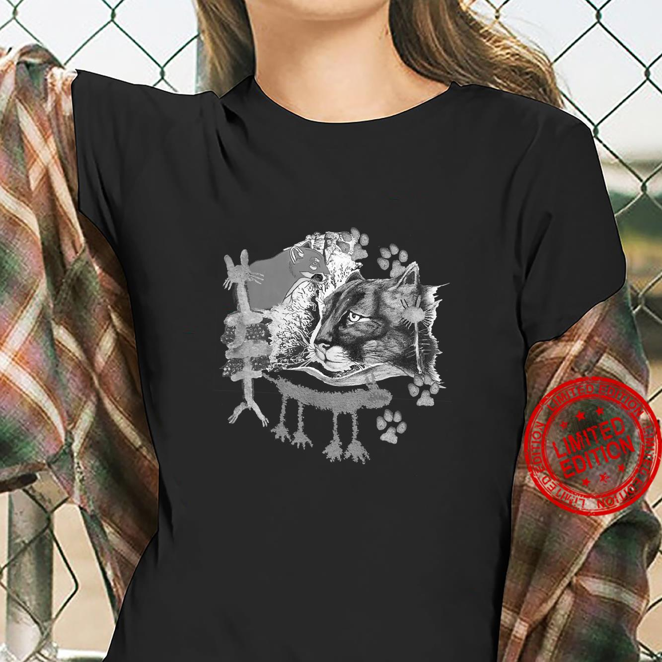 Many lions, petrographs and artwork. Shirt ladies tee