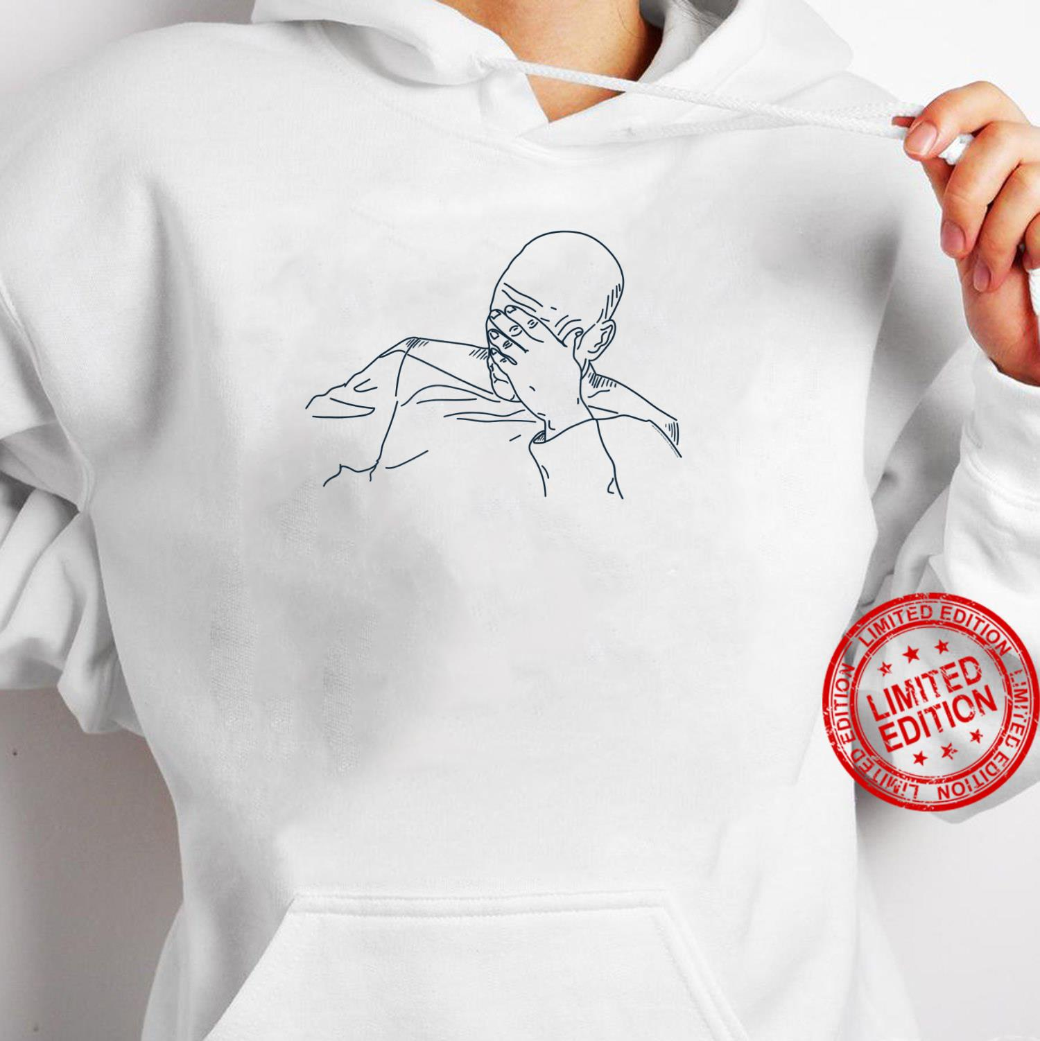 Star Trek Next Generation Picard Face Palm Shirt hoodie