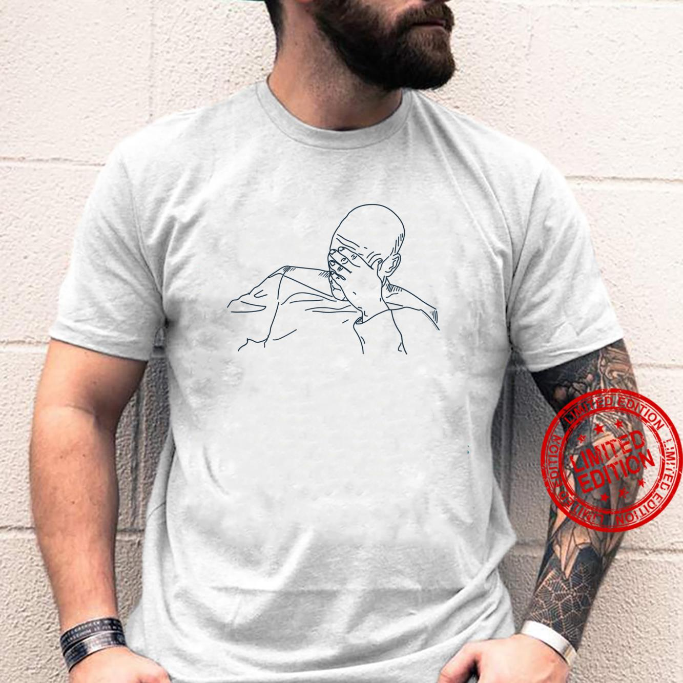 Star Trek Next Generation Picard Face Palm Shirt