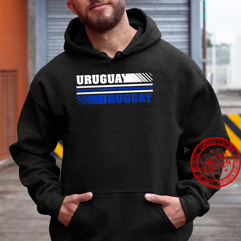 Trendy Uruguay Logo Shirt hoodie