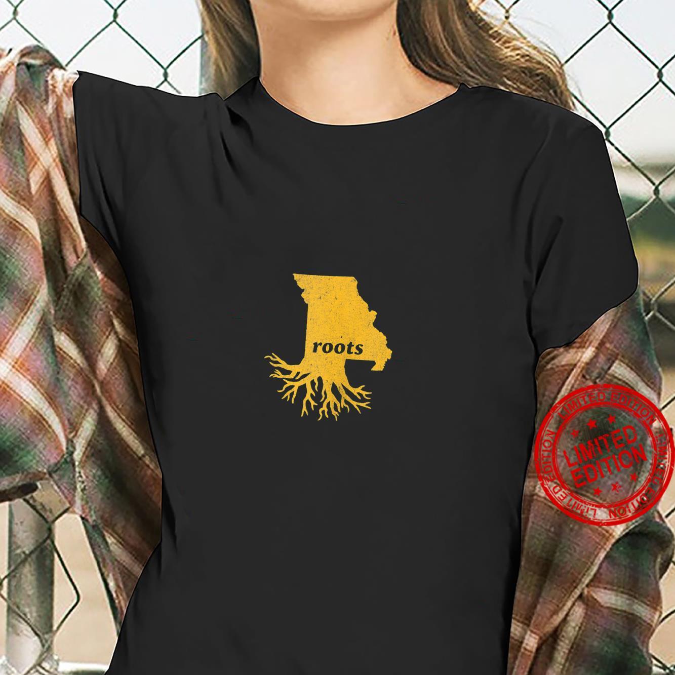 Vintage Home Grown Missouri State Roots Hometown Shirt ladies tee