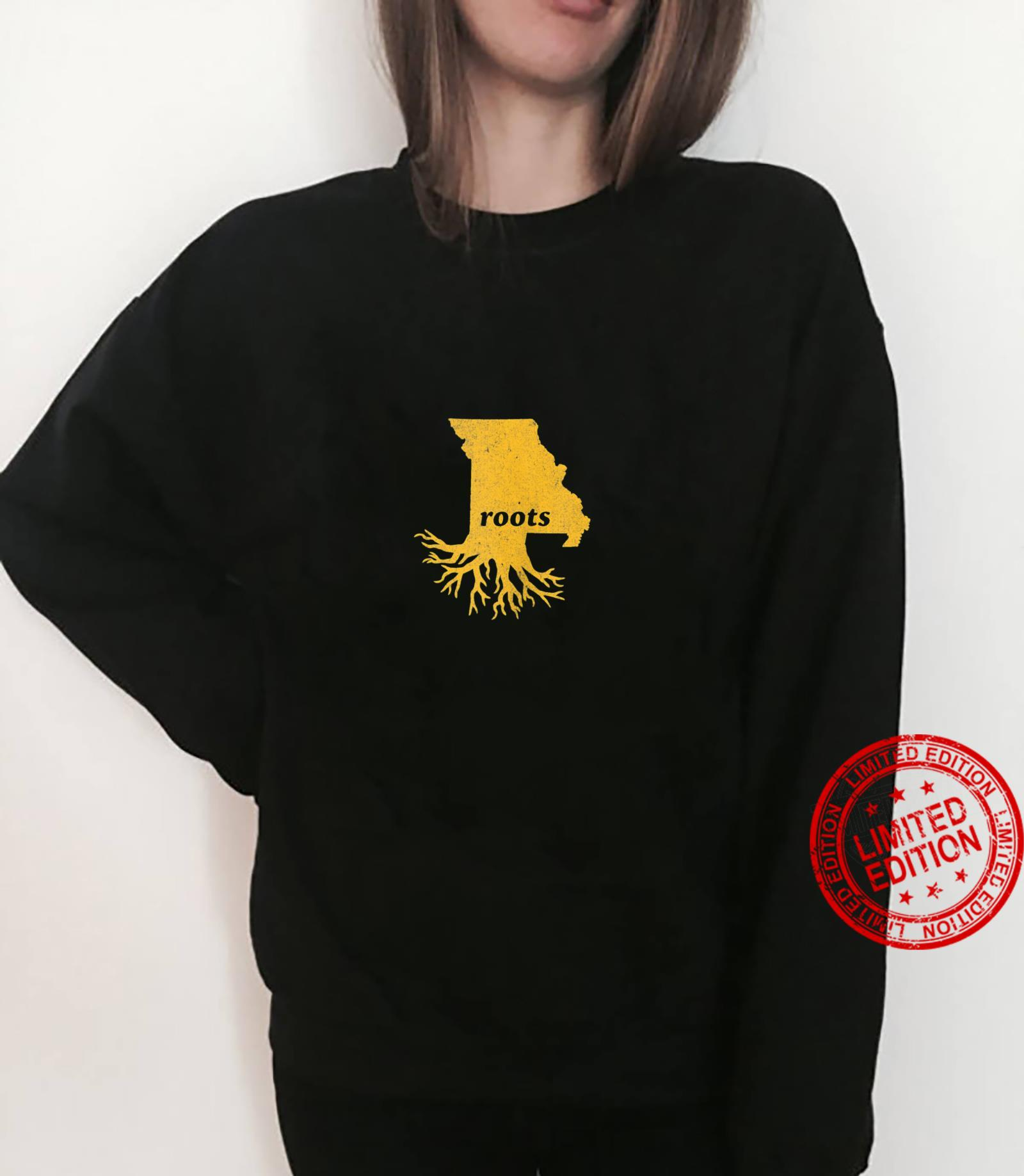 Vintage Home Grown Missouri State Roots Hometown Shirt sweater