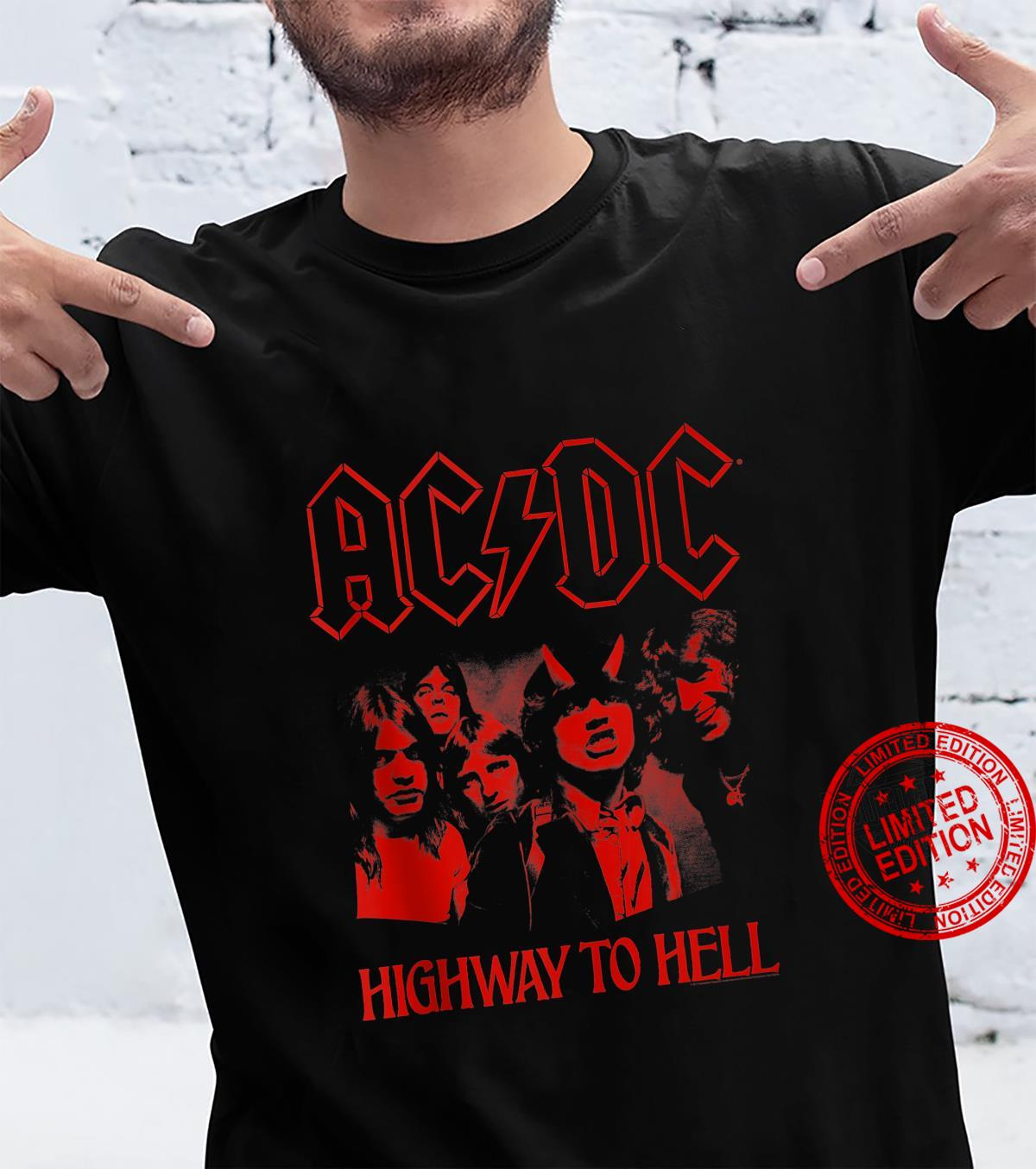 ACDC If You Want Blood Shirt