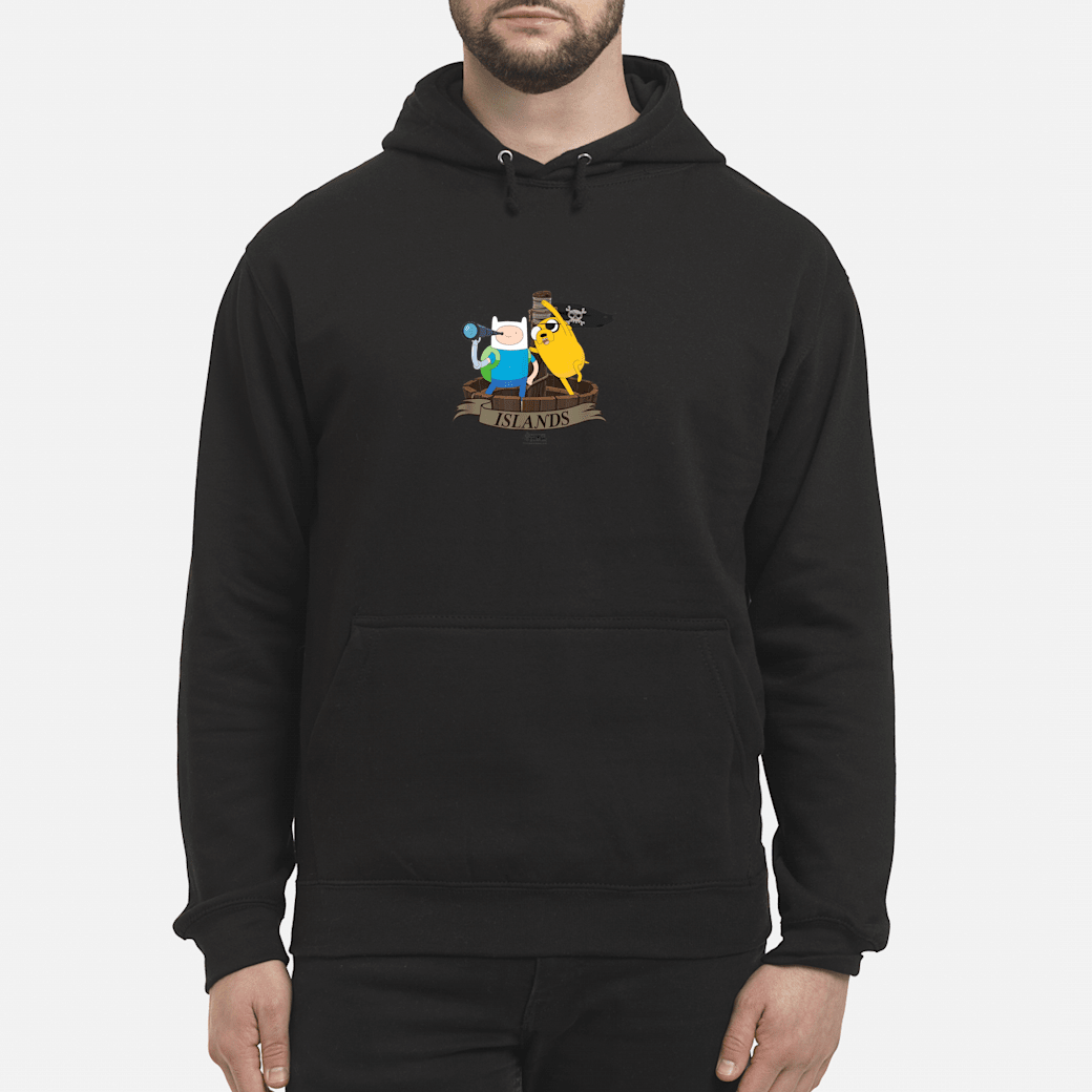 Adventure Time Islands Shirt hoodie