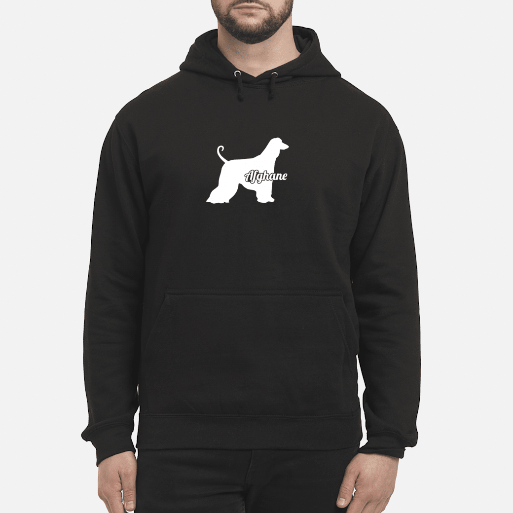 Afghanischer Windhund Shirt hoodie