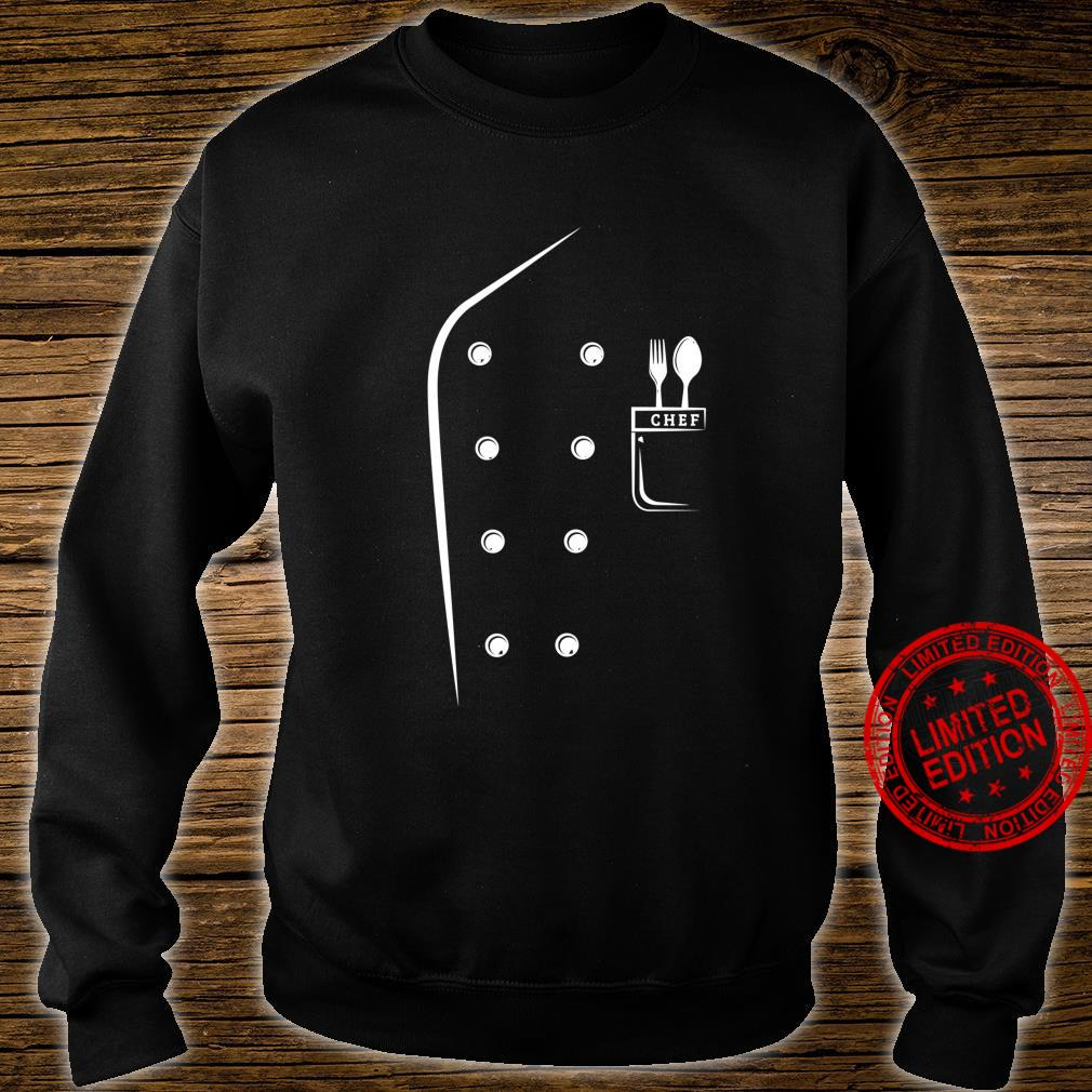 Chefs Jacket design Costume Uniform for Cooking Shirt sweater