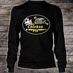 Clyde Forkles Chicken Pit Shirt Stroker Ace Chicken Pit Shirt long sleeved