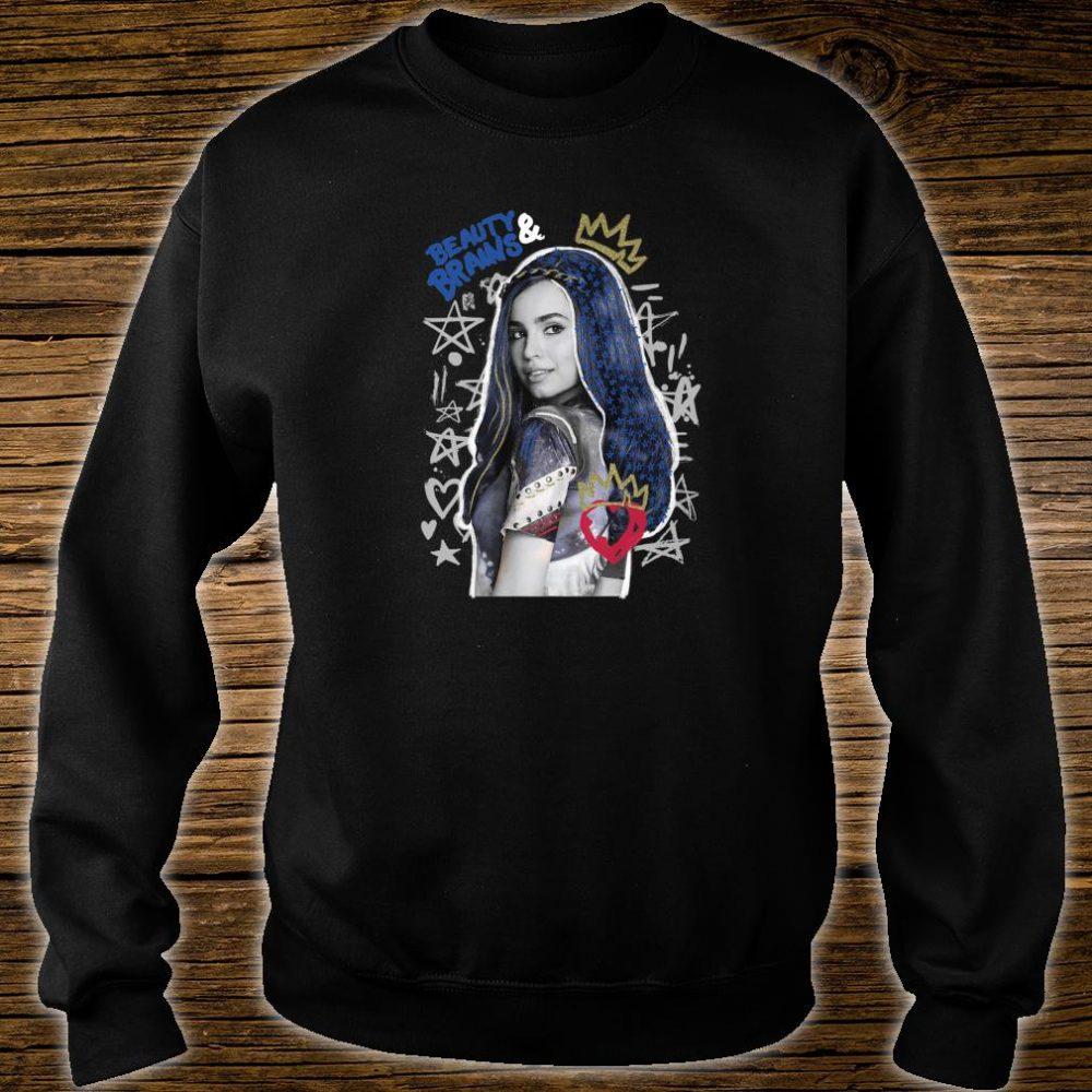 Disney Descendants 2 Evie Collage Shirt sweater