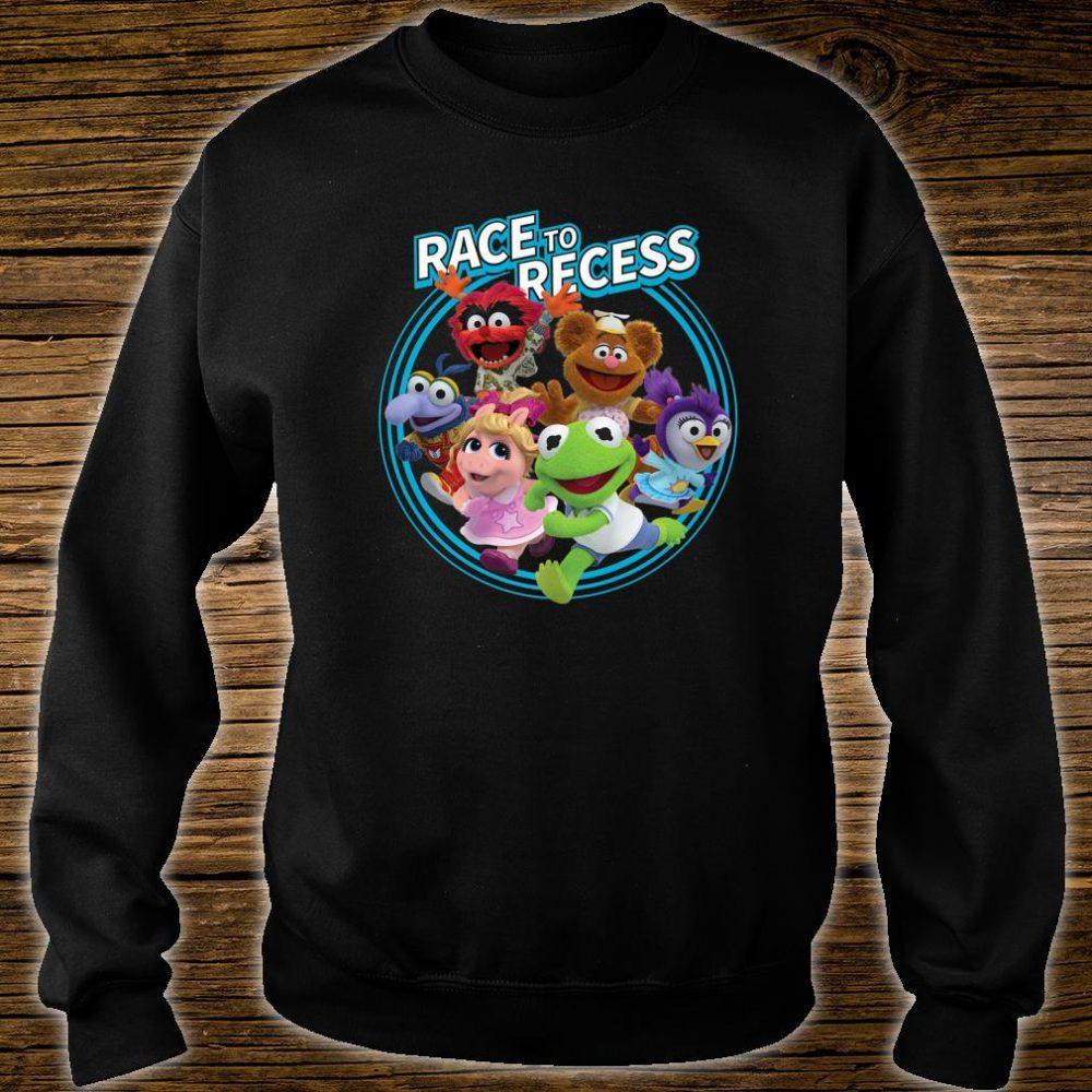 Disney Muppet Babies Race to Recess Shirt sweater