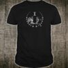 Gemini zodiac with astrology symbol by Mortal Designs Shirt