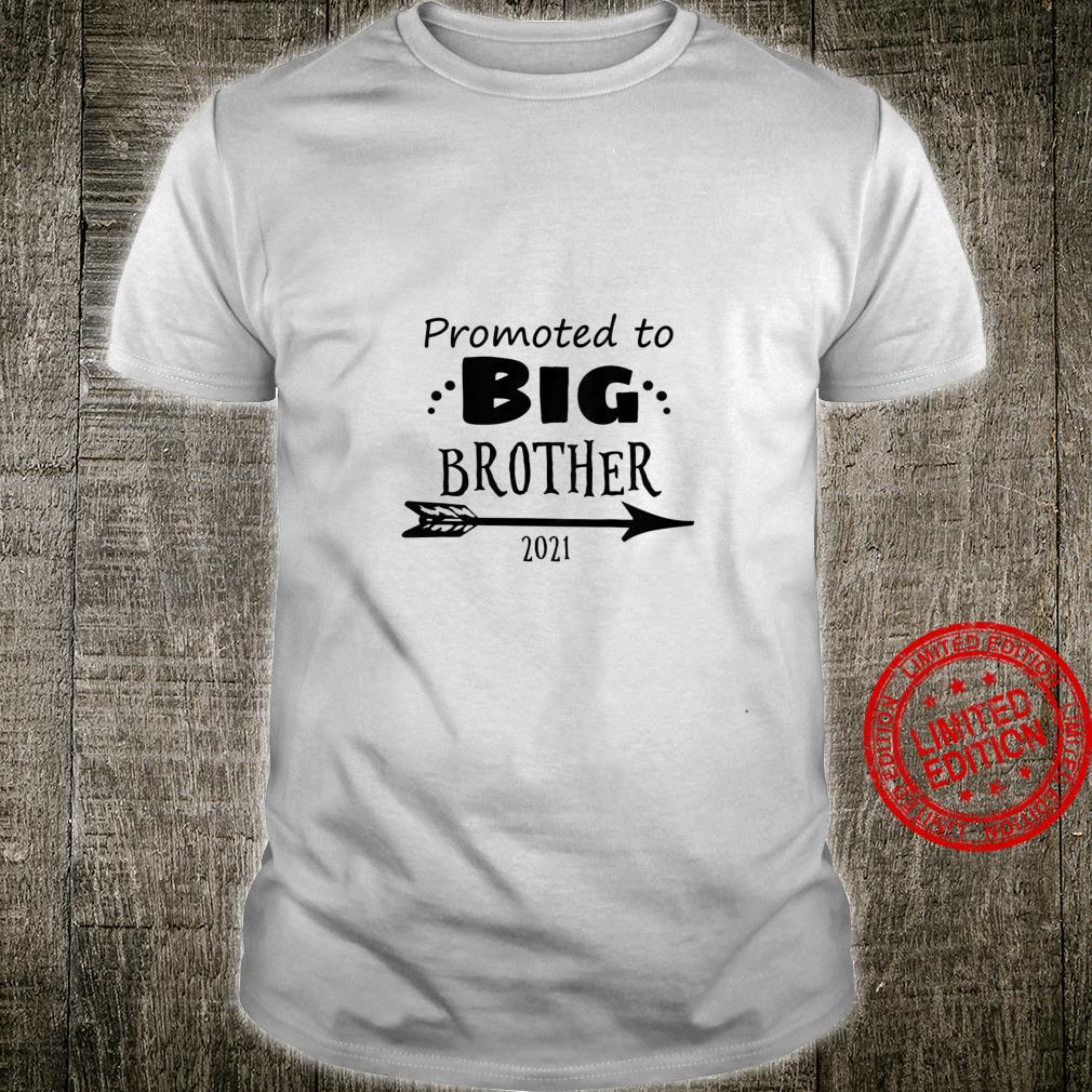 Kids Announcing a Sibling to Be Shirt