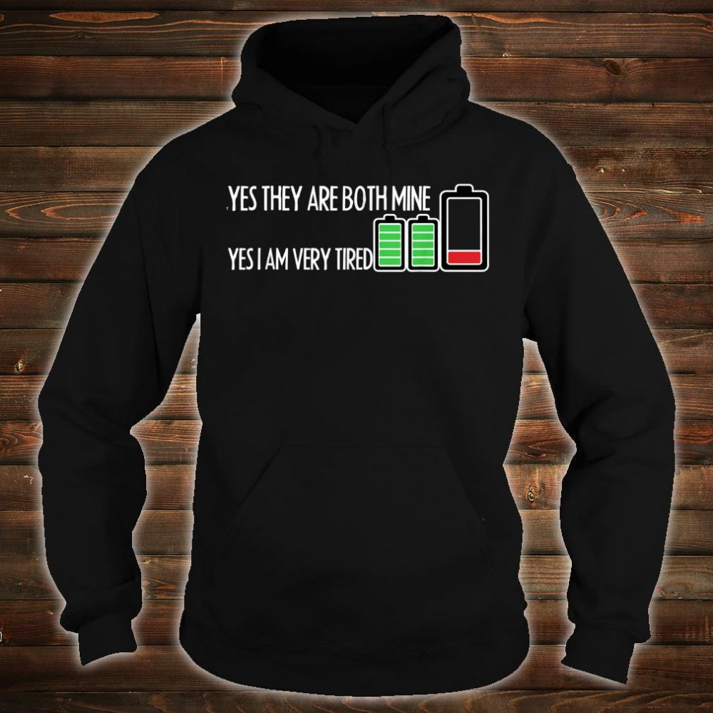 Mens Twins Mother Shirt Father Parents Birth Announcement Gemini Shirt hoodie