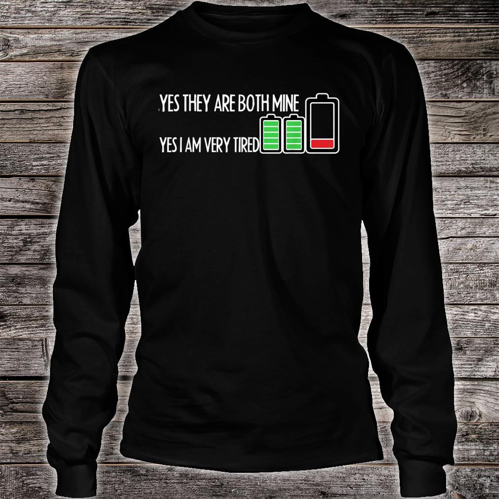 Mens Twins Mother Shirt Father Parents Birth Announcement Gemini Shirt long sleeved
