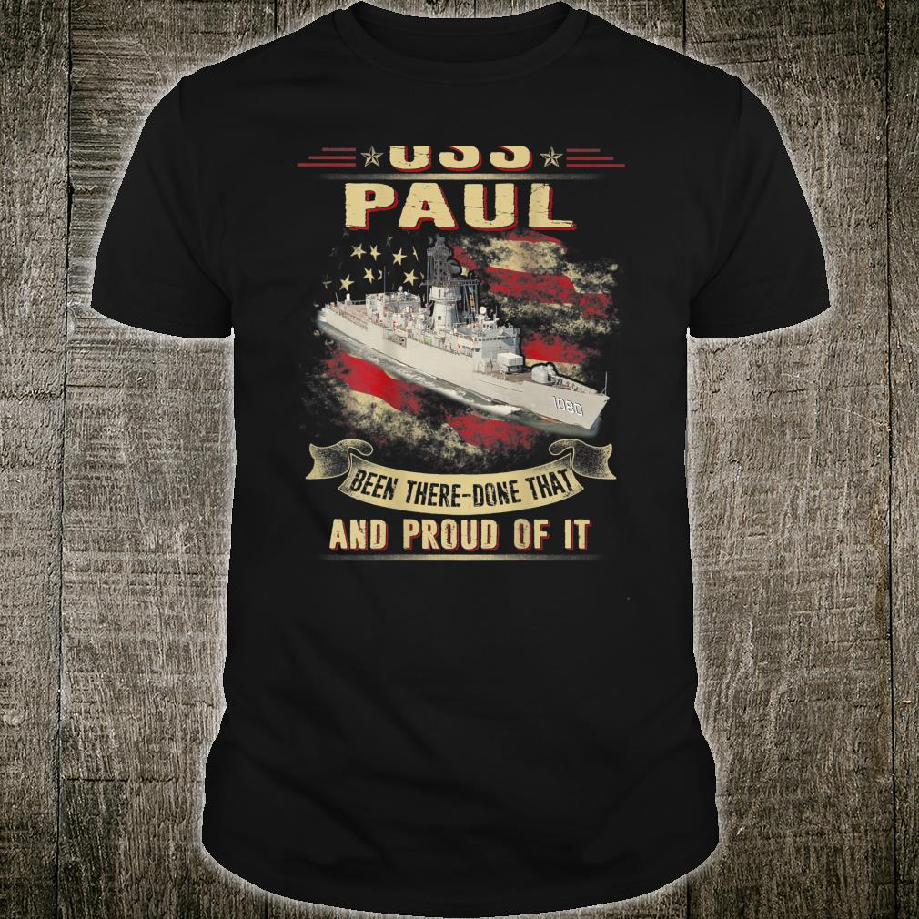 USS Paul (FF1080) Shirt