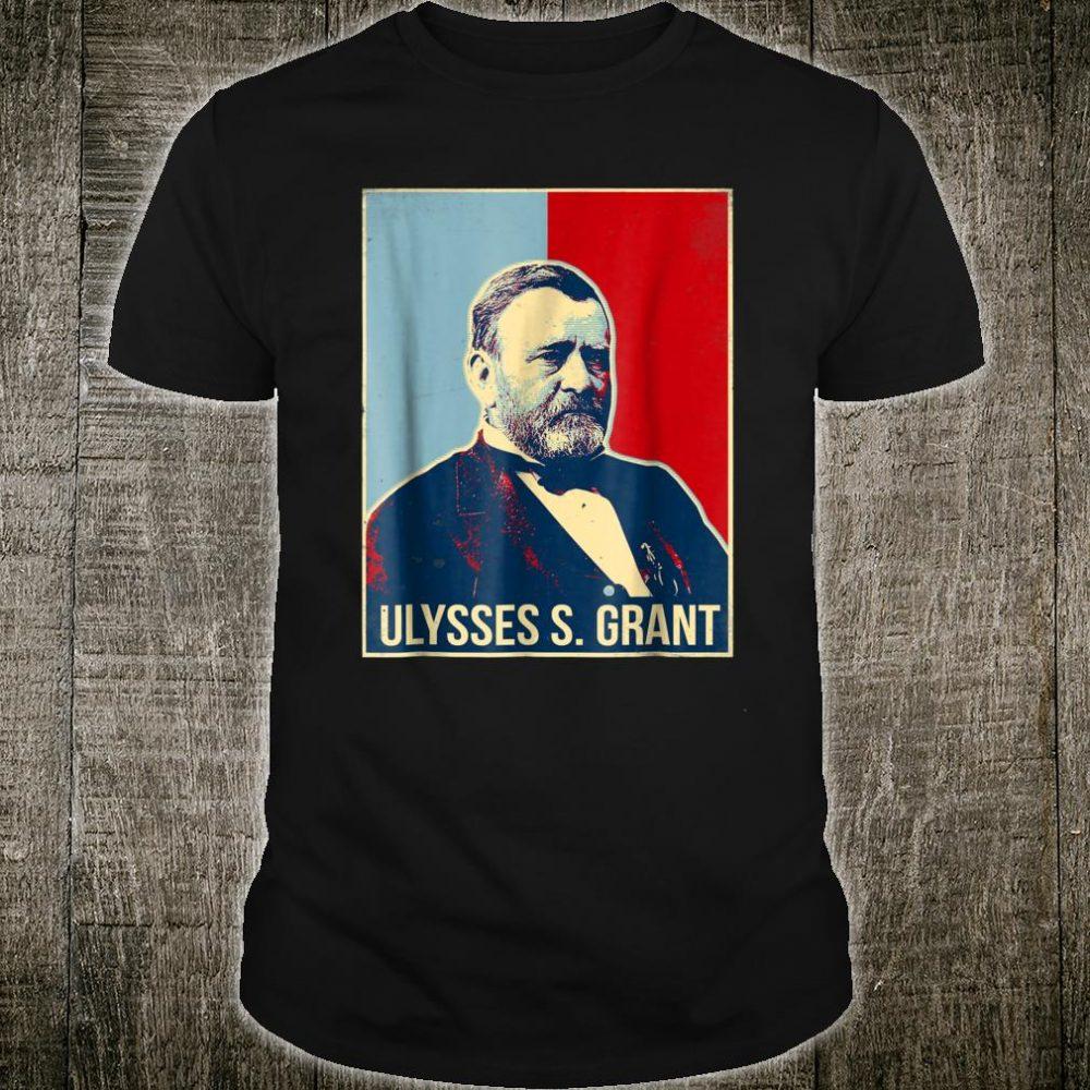 Ulysses S. Grant President Shirt