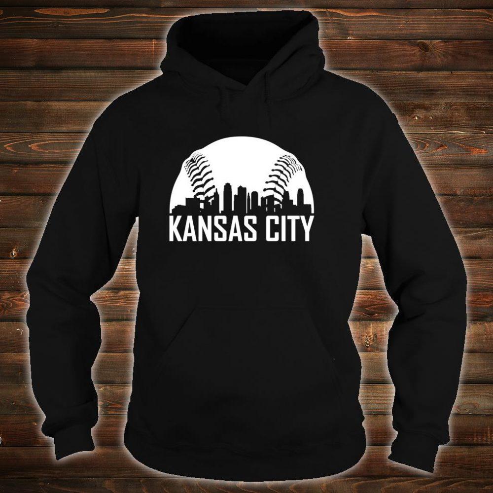 Vintage Kansas City Baseball Missouri KC Royal Blue Shirt hoodie