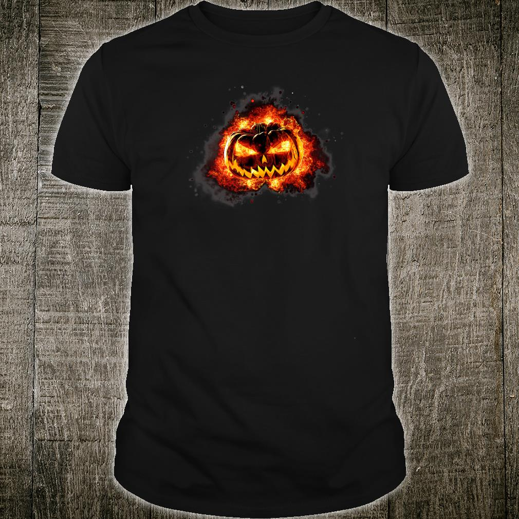 With Great Pumpkin Comes Great Responsibility Shirt